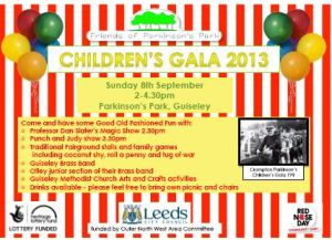 Children's Gala Invitation