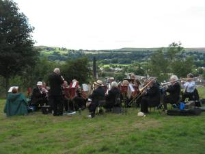 Old tradition - Guiseley Brass Band