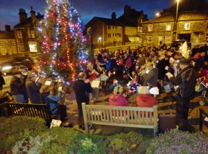 Guiseley Brass Band Play Carols