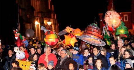 Lantern Parade and Carols - 15th December 2013 (3/3)