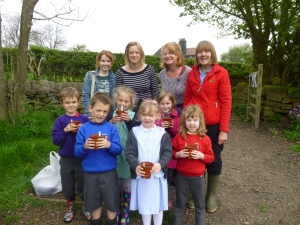 The Poppy Planting Team