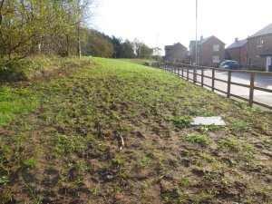 Council failing to get a proper path reinstated to replace the old 'ancient' footpath was part of planning permission.