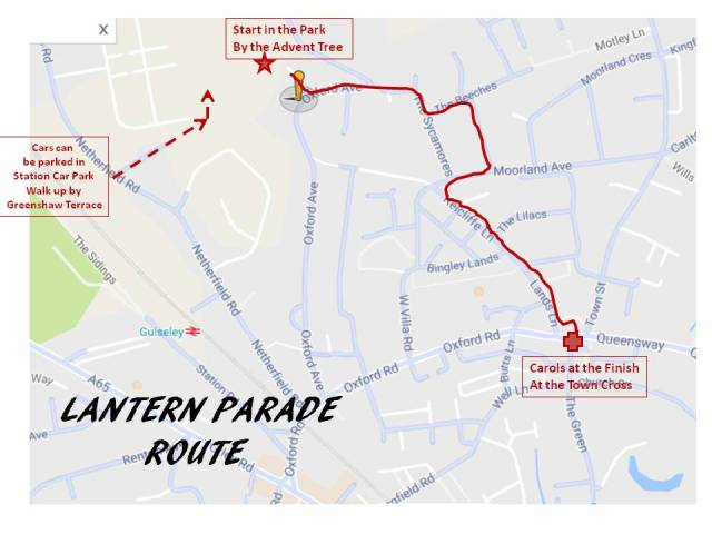 lantern-parade-route-map